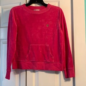 Lilly Pullitzer Velour Pullover